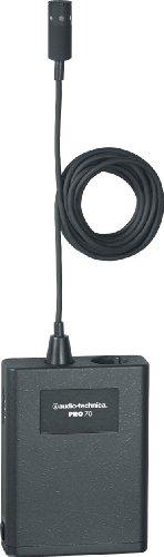 Audio-Technica PRO70 - Micrófono de condensador (cardioide), color ne