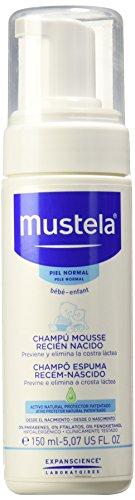 Mustela, Champú - 150 ml.