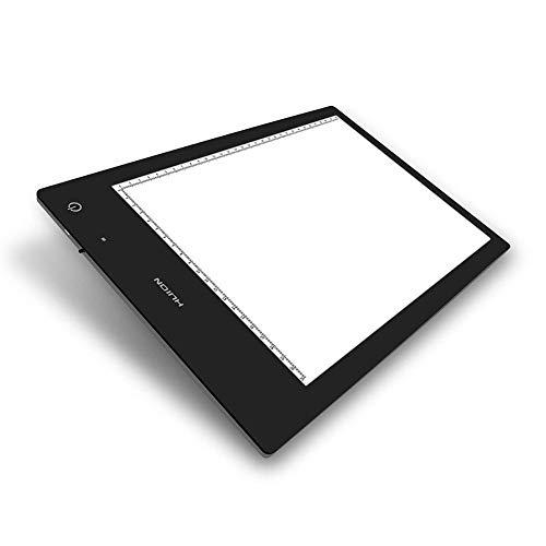 Sunronal Light Pad Light Box Malerei Zeichnung Teaching Animation Produktionsverfolgung Box (Tattoo-tracing-board)