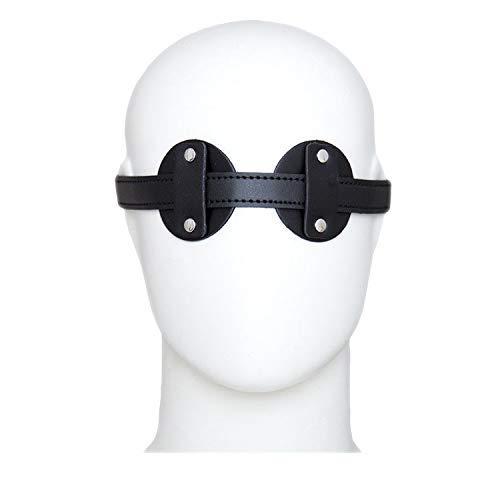 Sweetheardoll512 Sexspielzeug, mit Augenbinde, verstellbar, kreisförmig, Rot