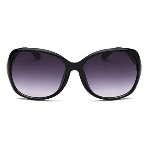 LouiseEvel215 Gafas de sol ultraligeras Mujer Marco de la PC gafas de sol Mujer Marco completo tonos Damas compras compras gafas gafas