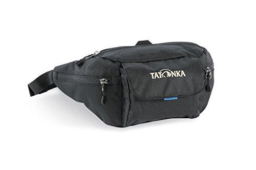 Tatonka Hüfttasche Funny Bag black, 34 x 12 x 9 cm, 1 Liter/M (Neue Jahre Outdoor-dekorationen)