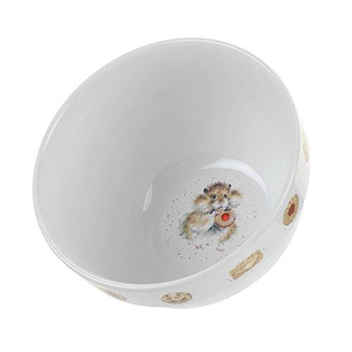 Wrendale Pudding Schüssel (Hamster) Royal Worcester Fine Porcelain