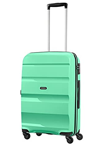 AMERICAN TOURISTER Bon Air - Spinner M Hand Luggage, 66 cm, 57.5 liters, Green (Mint Green)