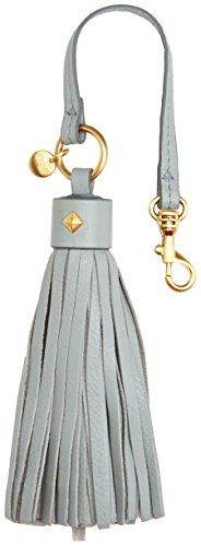 BREE Damen Oviedo 646, Silver Grey, Fringe Pen. W17 Schlüsselanhänger, Silber, 3x3x36 cm