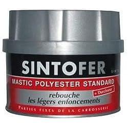 Pot de 500 ml de mastic polyester standard