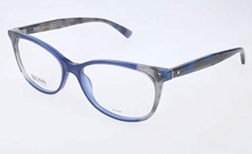 BOSS Hugo Damen 0796 TAP 54 Sonnenbrille, Blau (Blue Bluehvn),