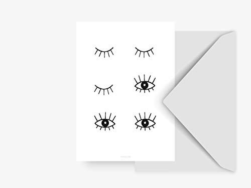Postkarte/Smunday - Ca Montage