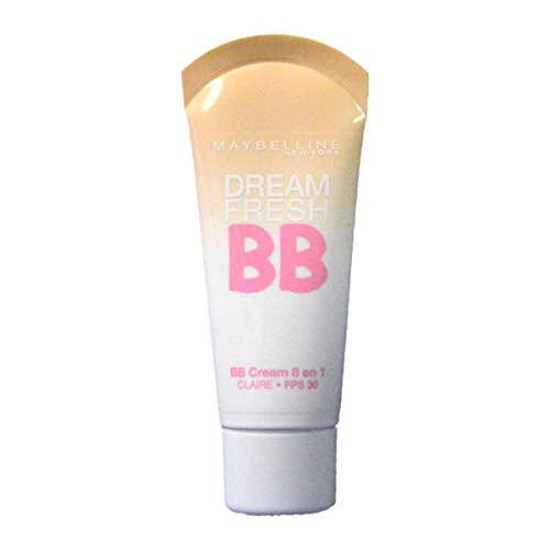 Maybelline Dream Fresh 8 In 1 BB Cream SPF 30 by Maybelline (Diamond Cream Bb)