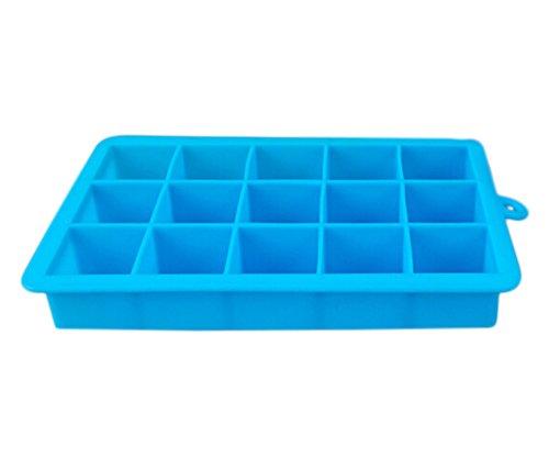 Drawihi bandeja hielo ambientalmente seguro Square