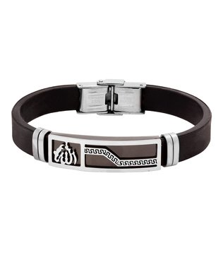 Voylla Decent Rubber Band Bracelet For Men From Dare by Voylla  available at amazon for Rs.360