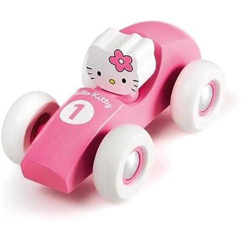 - BRIO 32 313 Hello Kitty en el coche con una suspensión de deslizamiento