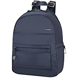 Samsonite Move 2.0 Backpack Mochila Tipo Casual, 7.59 litros, Color Azul Oscuro