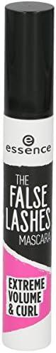 Essence The false lashes Mascara dramatic volume unlimited, Black - 10ml