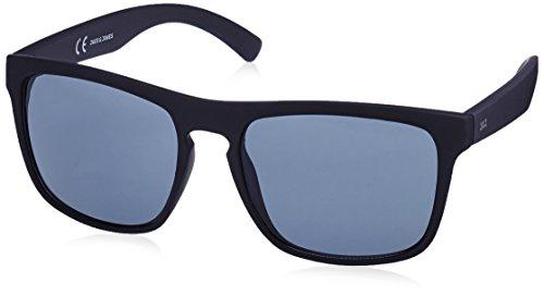 Jack & Jones Jjacjones Sunglasses, Lunettes de Soleil Homme, Multicolore (Black Detail:J4630-00), Taille Unique (Taille Fabricant: Taille Unique)