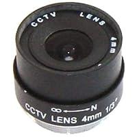 3MK-FL4 4mm CCTV Sabit İris Güvenlik Kamerası Lensi