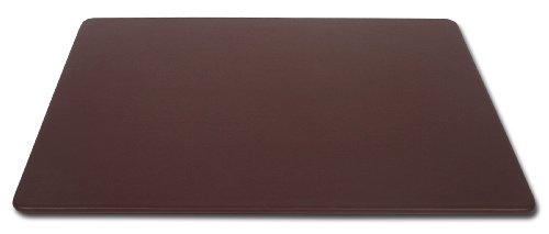 Ohne Pad Schienen (Dacasso Leder mit braun ohne Schienen, 30x 19-inch)