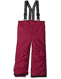 LEGO Wear Tec Mädchen Ping 790, Pantalones para la Nieve para Niñas, Morado (Bordeaux 390), 158