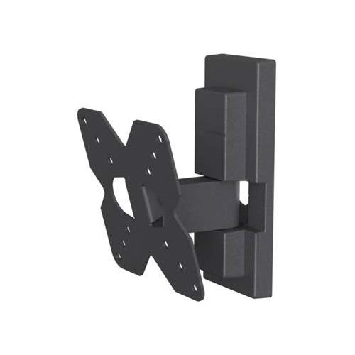 Meliconi W-T100 Support inclinable pour TV Noir