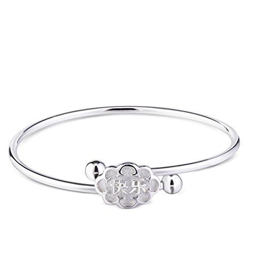 925 silver bracelet/ cadeaux bijoux en argent/Baby pleine lune A