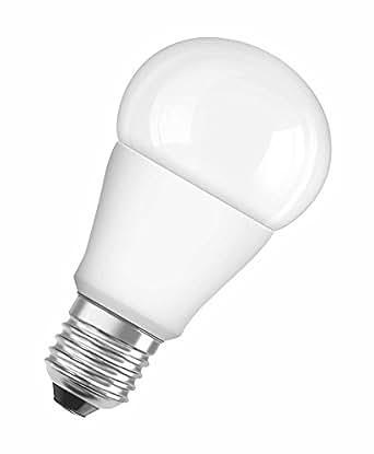 OSRAM LED Superstar Classic A / LED-Lampe in Kolbenform mit E27-Sockel / Dimmbar / Ersetzt 60 Watt / Matt / Warmweiß - 2700 Kelvin / 1er-Pack