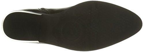 Motardes Barcelona Black Noir Copenhagen Calf Alexa Femme Bottes Gardenia qFTtg70
