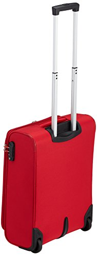 American Tourister Spring Hill 55cm Upright Suitcase Red