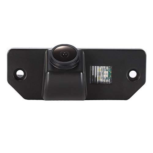 Navinio HD Auto Nachtsicht Rückfahrkamera Einparkkamera Kamera Einparkhilfe Farbkamera Rückfahrsystem Einparkkamera Wasserdicht für Ford Mondeo Focus(2 Carriage) C-Max Sedan(3 Carriage) MK 170 Grad