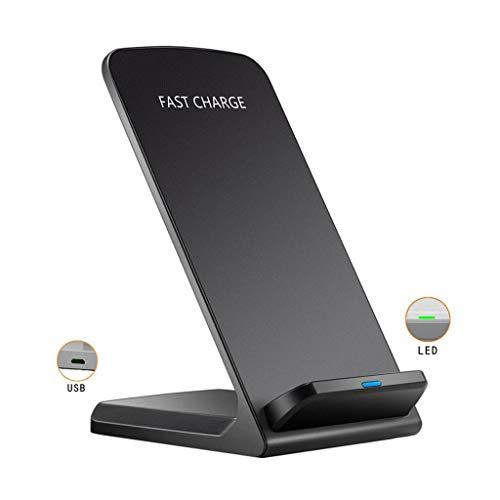 Preisvergleich Produktbild Das beste Zubehör für Samsung S10 S10 Plus !!! Beisoug 10w Qi Wireless Schnellladegerät Ladekissen Ständer Dock