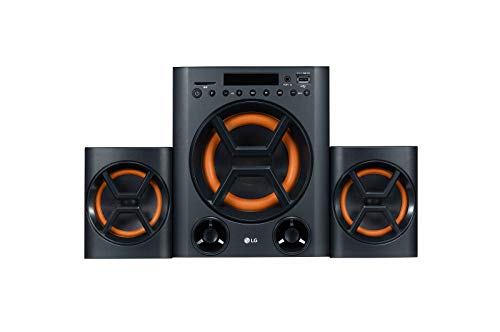 LG - LK72BE Boom Blastic Multimedia Speakers (Black)