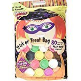 Play Doh Halloween Trick or Treat Bag with 80 Fun Size Cans 0.80oz each by Play-Doh