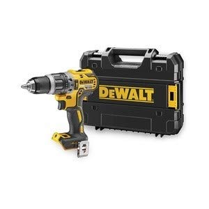 DeWalt DCD796NT-XJ - Taladro percutor sin escobillas XR 18V de 70 Nm, con maletín TSTAK