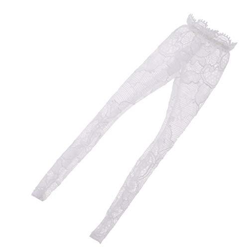 FLAMEER 1 Stück Mode Spitze Leggings Hose Strumpfhose Kleidung Zubehör Für 1/6 BJD Mini Dollfie DOD DD LUTS Puppen Outfit - # 2 - Mini Strumpfhose