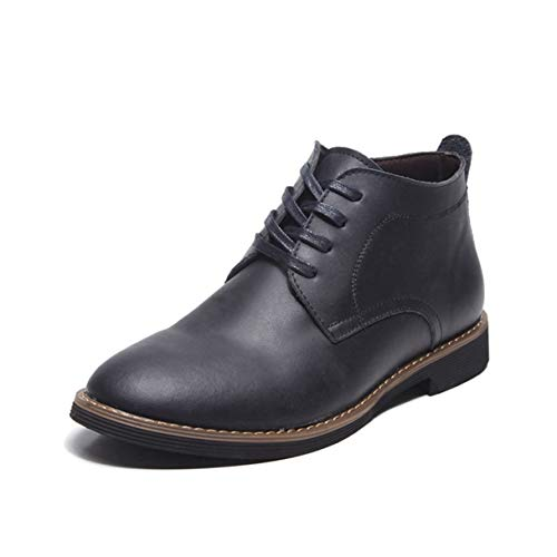 Jessie Kelly Freizeitschuhe für Herren Schwarz Braun Casual Oxford Schuhe