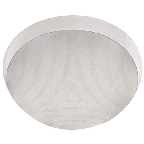 Deckenleuchte Rom - Globe Warehouse® -hermetisch IP44 Farbe: weiß, hohe UV- und Schlagfestigkeit. - Globe Deckenleuchte