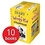 Price comparison product image Diary of a Wimpy Kid Collection 10 Books Box Set Jeff Kinney