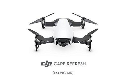 DJI - Care Refresh Extra Versicherung für die DJI Mavic Air & Combo Drohnen, Zusatzversicherung, Versicherungspaket für DJI-Drohnen, zusätzliche Drohnengarantie, einfache Aktivierung - 1 Stk.