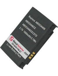 Akku für SAMSUNG SGH-F488, 3.7V, 850mAh, Li-Ionen