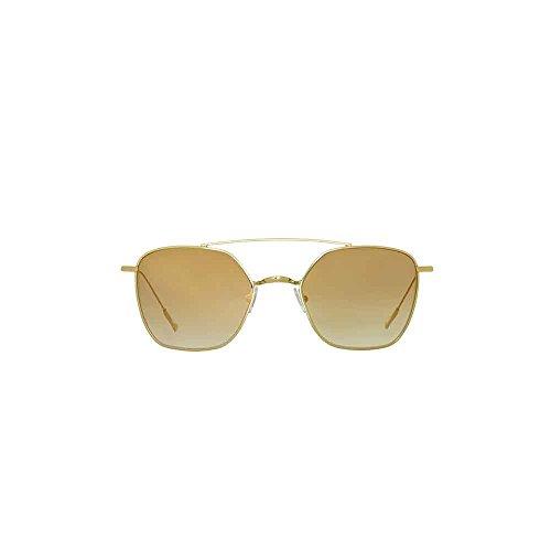 Spektre Dolce Vita Sonnenbrille Männer Frauen hoher Schutz gold Made in Italy