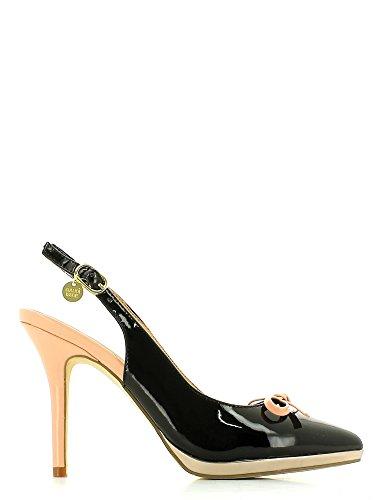 Gaudi V43 65872 Sandalo tacco Donna Nero 38