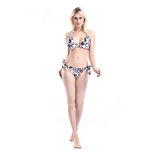 LNONR Europäischen und amerikanischen Mode sexy Trend Strand Strand Badeanzug drucken sexy Badeanzug Bikini