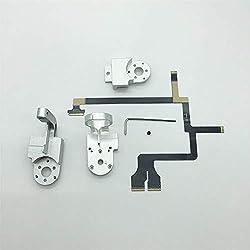 Xmipbs Yaw + Roll Arm + Cover + Flex Cable + Screw for DJI Phantom 3 Professional/Advanced/4k