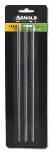 Arnold 1194-X1-0027 Rundfeilen für Sägeketten, 4 mm, 3 Stück