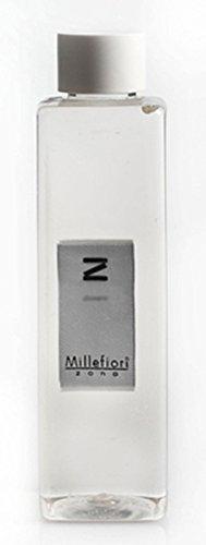 Preisvergleich Produktbild Millefiori Raumduft Zona Nachfüllflasche Amber Incense 250 ml,  Diffuser Stäbchen,  Weihrauch,  holzige Duftnote