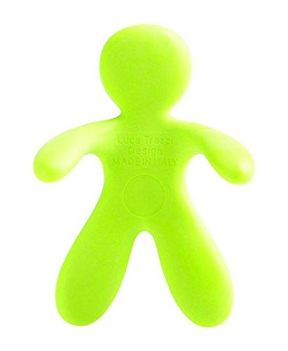 Mr & mrs fragrance cesare profumatore auto, eva, verde, 6x4x8 cm