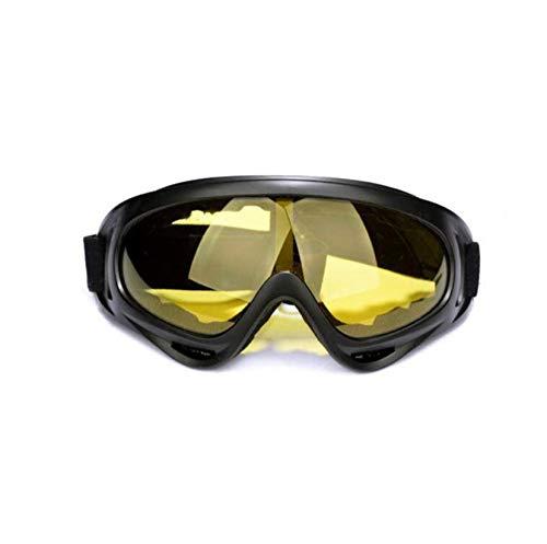 FMITT Sicherheit Anti-UV-Schweißbrillen für die Arbeit Schutzbrille Sport Winddicht Taktische Arbeitsschutzbrille Staubdicht