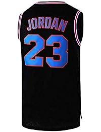 NBA Michael Jordan #23 Camiseta de Baloncesto para Hombres Chicago Bulls Retro Chaleco de Gimnasia