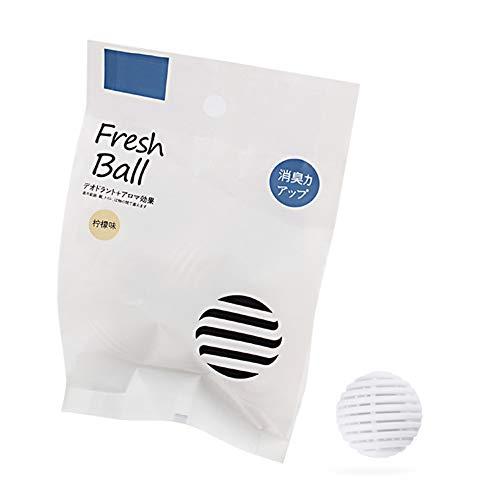feeilty Palline deodoranti per Scarpe, Deodorante per Scarpe Antisdrucciolevole dell'essiccatore dell'umidità dell'essiccatore del Deodorante della Scarpa a Forma di Palla 6pcs