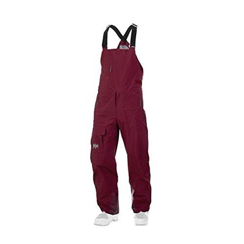 Maloja Skihose Funktionshose Pants BourneM. rot Gore-Tex® 28.000 Latz (M) (Ski Latz Schnee Hose)
