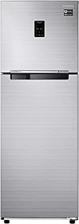 Samsung 275 L 3 Star Frost Free Double Door Refrigerator (RT30K3723S8, Elegant Inox, 2 in 1 Convertible,Inverter Compressor)